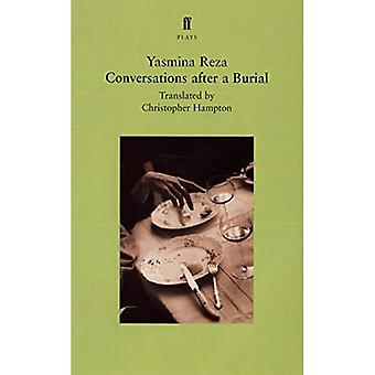Conversations after a Burial : A Play