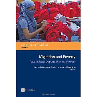 Migration och fattigdom: mot bättre möjligheter för fattiga