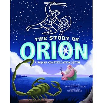 The Story of Orion: A Roman Constellation Myth (Nonfiction Picture Books: Night Sky Stories)