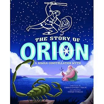 Historien om Orion: en romersk Constellation myte (sakprosa bøker: natt himmelen historier)