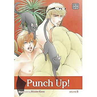 Punch Up! 3 - Yaoi Manga