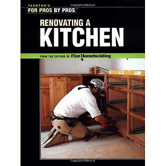 Renovating a Kitchen (For Pros, by Pros) (For Pros, by Pros)