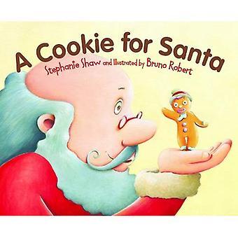 Un Cookie pour le père Noël