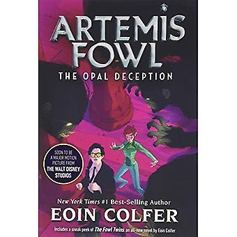 Opal bedrägerin (Artemis Fowl, bok 4) (Artemis Fowl)