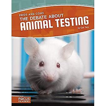Le débat sur l'expérimentation animale