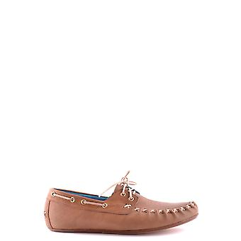 Marc Jacobs Brown Leather Loafers