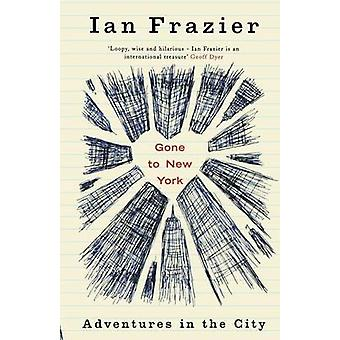 Gone to New York by Frazier & Ian