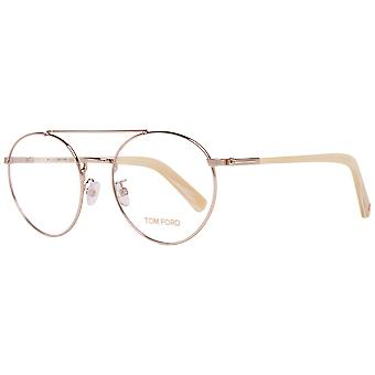 Tom Ford Brille Herren Gold