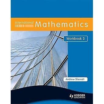 Internationale matematik - 3 - projektmappe af Andrew Sherratt - 978034096