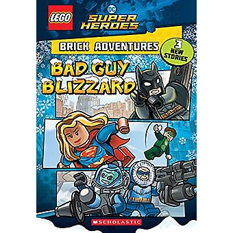 Bad Guy Blizzard (Lego DC Comics Super hjältar - tegel äventyr) av L