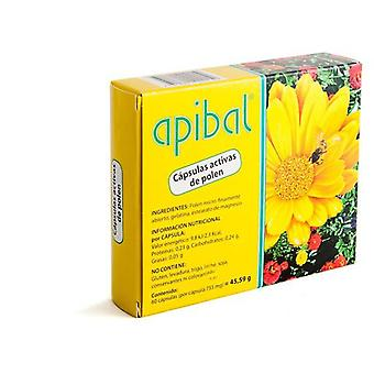 Madal Bal Apibal 60 Capsules (Vitamins & supplements , Multinutrients)
