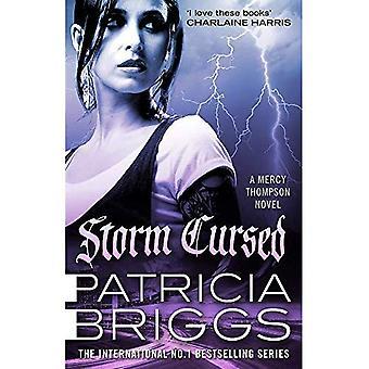 Storm förbannad: en nåd Thompson roman (Mercy Thompson)