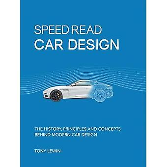 Speed Read Car Design - The History - Principles and Concepts Behind M