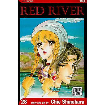 Red River - Volume 28 by Chie Shinohara - Chie Shinohara - 9781421522