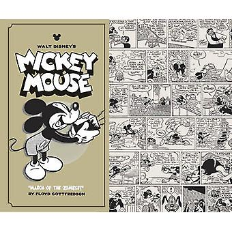 Walt Disney's Mickey Mouse Vol. 7 -  -March of the Zombies - by Floyd Go