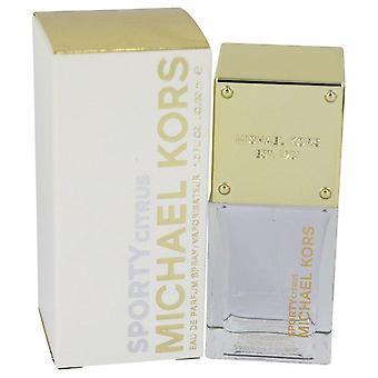 Michael Kors Sporty Citrus Eau De Parfum Spray Von Michael Kors 30 ml