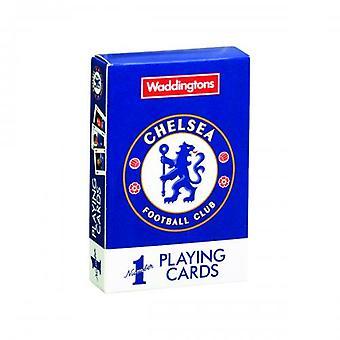 Chelsea-Spielkarten