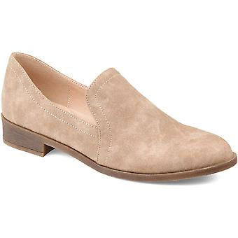 Brinley Co Comfort Womens Loafer Flat