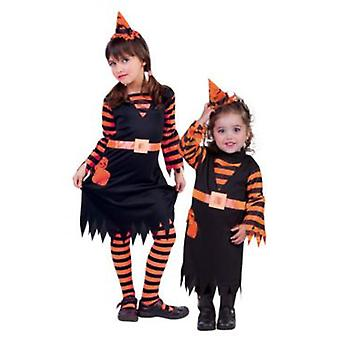 Rubie's Child Costume Witchy Orange Patch (Costumes)