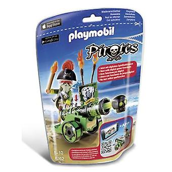 Playmobil 6162 Verde Canyon with Captain Pirate Interactive