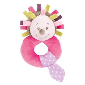 Nattou Manon Hedgehog Rattle & Alizée (Toys , Preschool , Babies , Early Childhood Toys)