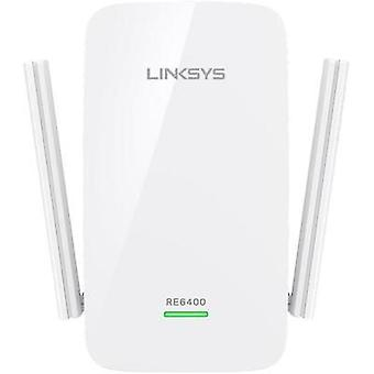 Linksys RE6400 WLAN repeater 1.2 Gbit/s 2.4 GHz, 5 GHz