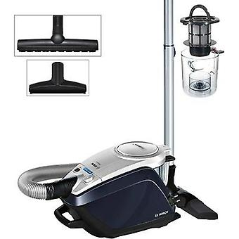 Bagless vacuum cleaner Bosch Haushalt BGS5A300 Relaxx'x ProSilence Plus EEC A Silver, Navy