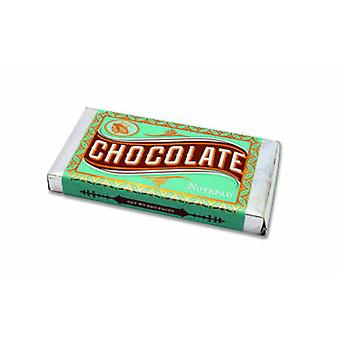 Chocolate Bar Milk Chocolate Notepad by Chronicle Books