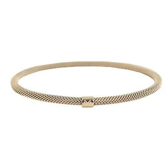 Skagen Ladies Bangle Bracelet Rose Gold Milanaiseband JGSR020SM