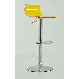 Marquis Acrylic Perspex Kitchen Breakfast Bar Stool - Acrylic