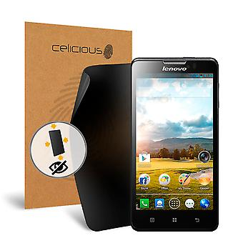 Celicious Privacy Plus Lenovo P780 4-Way Visual Black Out Screen Protector
