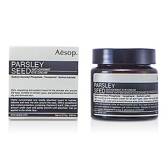 Aesop persille frø anti-oxidant Eye Cream 60 ml/2 ounce