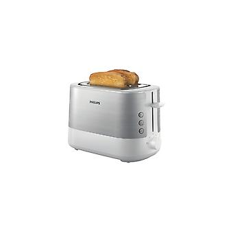 Philips Hd2637 Viva Collection Toaster weiß/Edelstahl