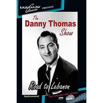 Danny Thomas Show: Vejen til Libanon [DVD] USA import