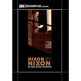 Nixon by Nixon: In His Own Words [DVD] USA import