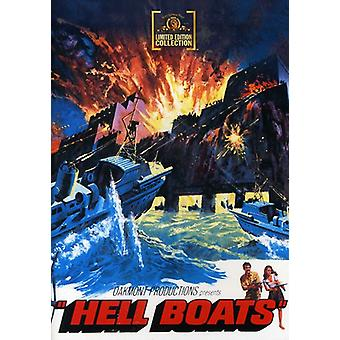 Hell Boats (1970) [DVD] USA import