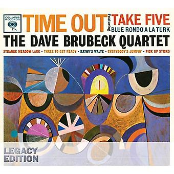 Dave Brubeck - Time Out-50-årsjubileum [CD] USA import