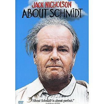 Om Schmidt [DVD] USA Importer