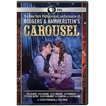 Live From Lincoln Center: Rodgers & Hammerstein's [DVD] USA import