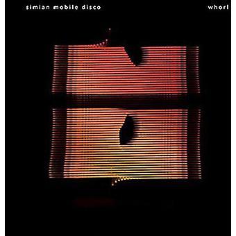 Simian Mobile Disco - Whorl [CD] USA import