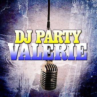 DJ Party - Valerie [CD] USA import