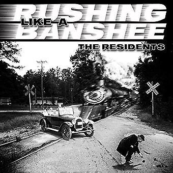 Importer des résidents - résidents-se précipiter comme un Banshee b/w T [Vinyl] é.-u.