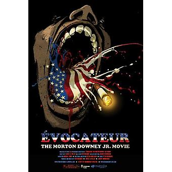 Evocateur-Morton Downey Jr film [DVD] USA importerer