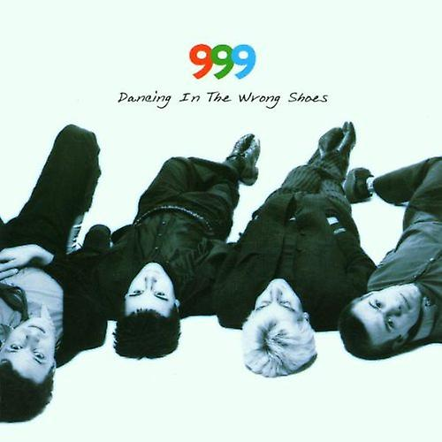 999 - Shoes Dancing in the Wrong Shoes - [CD] USA import df27f7