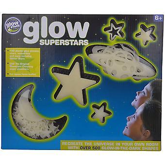شركة جلووستارس الأصلي توهج النجوم