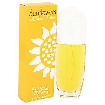 Elizabeth Arden Women Sunflowers Eau De Toilette Spray By Elizabeth Arden