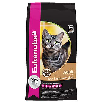 Eukanuba Cat Adult Lamb & Liver 4kg