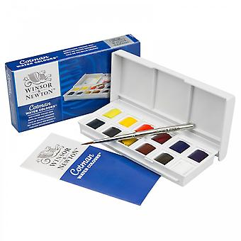 Winsor & Newton Cotman Sketchers Pocket-Box