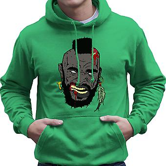 Mickey Mouse Kylon Ren Disney Star Wars mænd 's hætte Sweatshirt