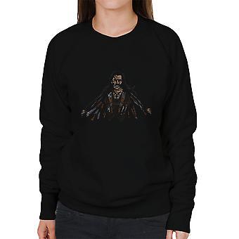 Sig goddag til min lille venner Machete kvinders Sweatshirt
